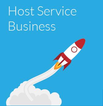 host service business plan
