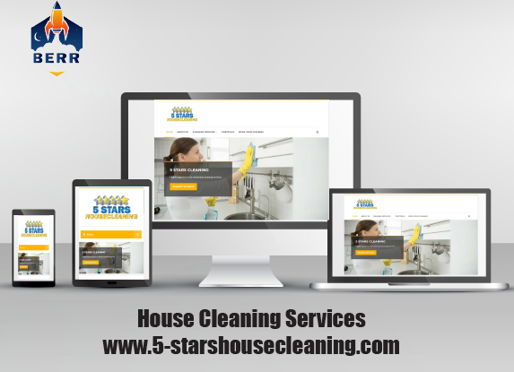 website house cleaner