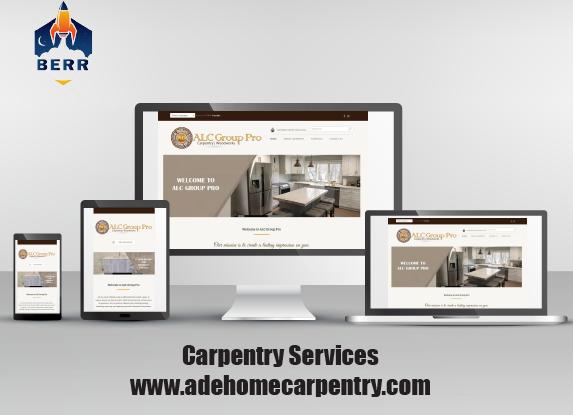website carpenter