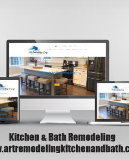website kitchen remodeler