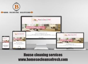 housecleaning website