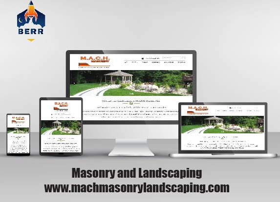 website landscaper