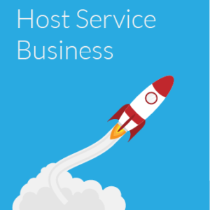 host service business plan